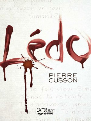 cover image of Lédo
