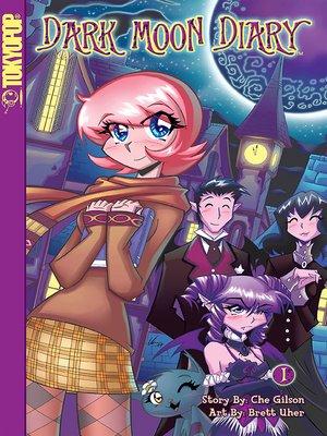 cover image of Dark Moon Diary Manga, Volume 1