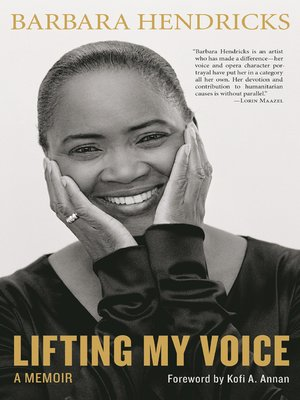 cover image of Lifting My Voice