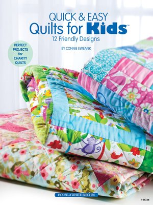cover image of Quick & Easy Quilts for Kids