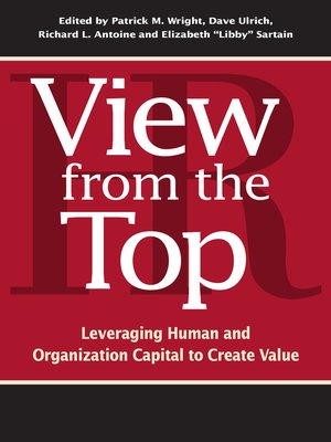 cover image of View from the Top