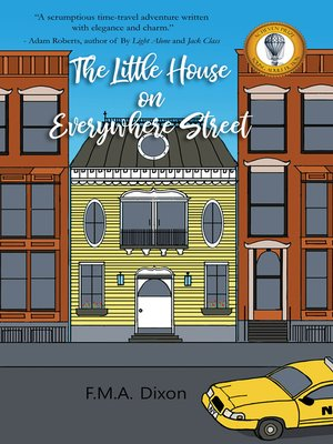 cover image of The Little House on Everywhere Street