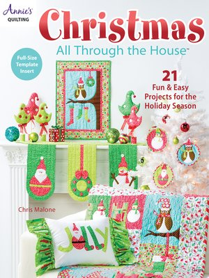 cover image of Christmas All Through the House