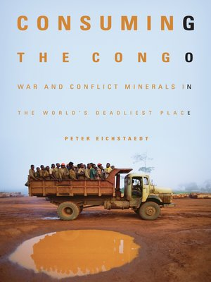 cover image of Consuming the Congo