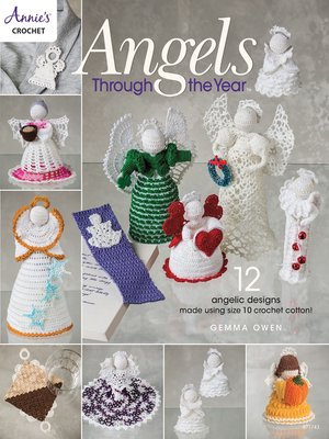 cover image of Angels Throughout the Year