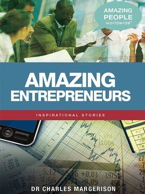 cover image of Amazing Entrepreneurs