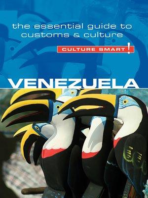 cover image of Venezuela--Culture Smart!