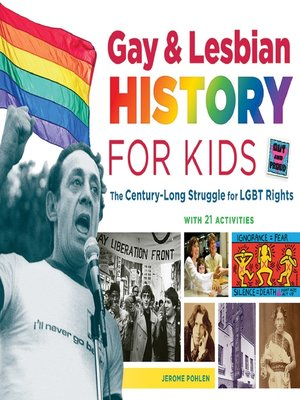 cover image of Gay & Lesbian History for Kids