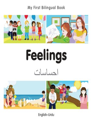 cover image of My First Bilingual Book–Feelings (English–Urdu)