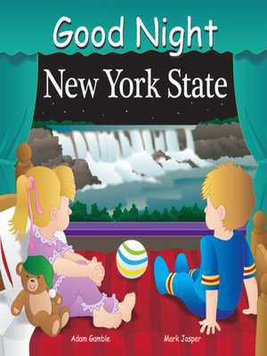 cover image of Good Night New York State