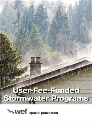 cover image of User-Fee-Funded Stormwater Programs