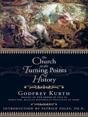cover image of The Church at the Turning Points of History