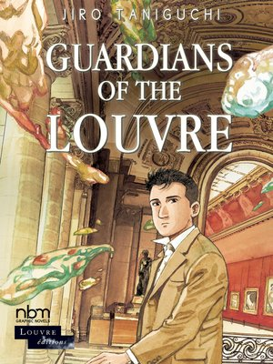 cover image of Guardians of the Louvre