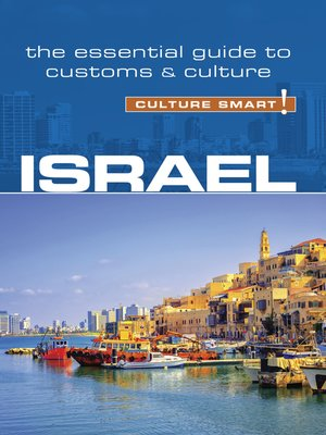 cover image of Israel--Culture Smart!