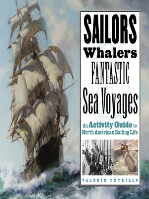 cover image of Sailors, Whalers, Fantastic Sea Voyages