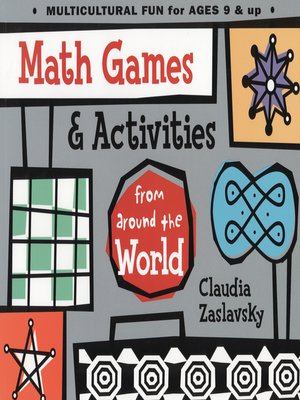 cover image of Math Games & Activities from Around the World