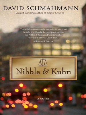 cover image of Nibble & Kuhn