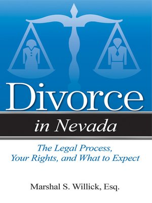 cover image of Divorce in Nevada