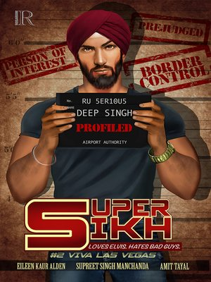 cover image of Super Sikh, Issue 2