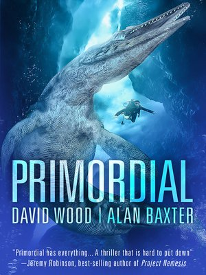 cover image of Primordial