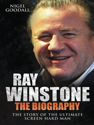 cover image of Ray Winstone the Biography