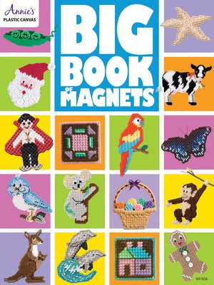 cover image of Big Book of Magnets