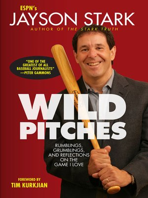 cover image of Wild Pitches
