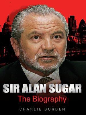 cover image of Sir Alan Sugar