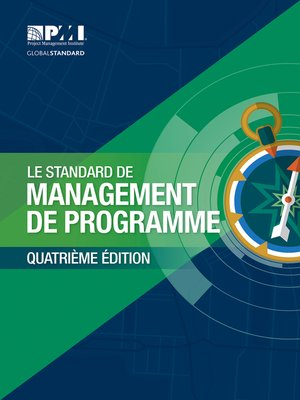 cover image of The Standard for Program Management-- (FRENCH)