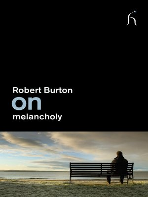 cover image of On Melancholy