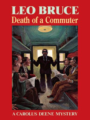 cover image of Death of a Commuter