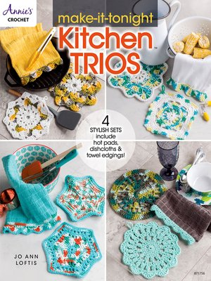 cover image of Make-It-Tonight Kitchen Trios