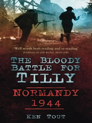 cover image of The Bloody Battle for Tilly