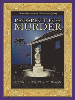 cover image of Prospect for Murder