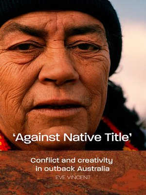 cover image of 'Against Native Title'