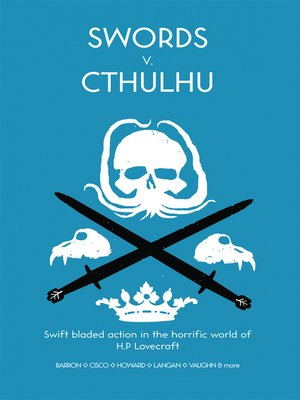 cover image of Swords v. Cthulhu