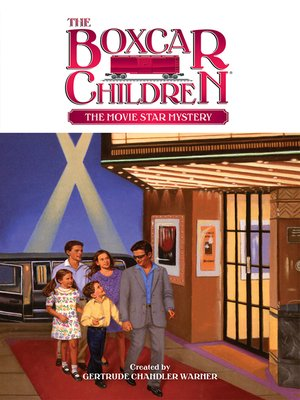 cover image of The Movie Star Mystery