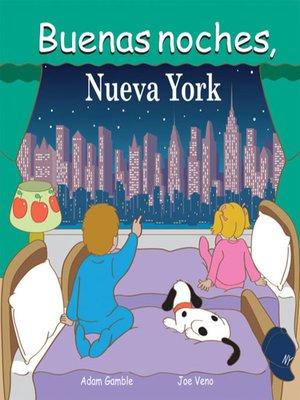 cover image of Buenas noches, Nueva York