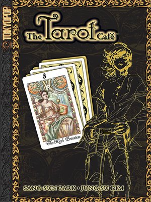 cover image of The Tarot Cafe Manga, Volume 3