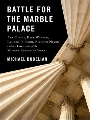 cover image of Battle For the Marble Palace