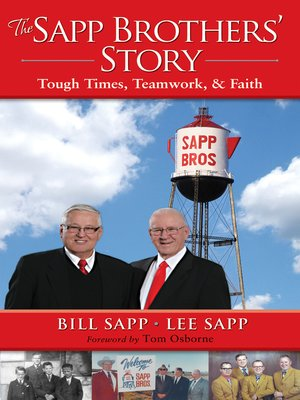 cover image of The Sapp Brothers' Story