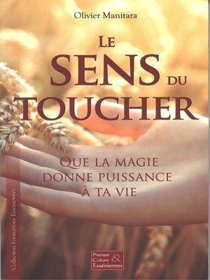 cover image of Le sens du toucher