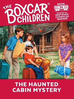 cover image of The Haunted Cabin Mystery
