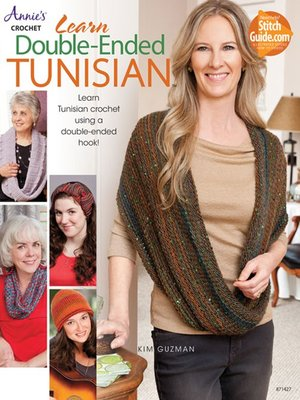cover image of Learn Double-Ended Tunisian