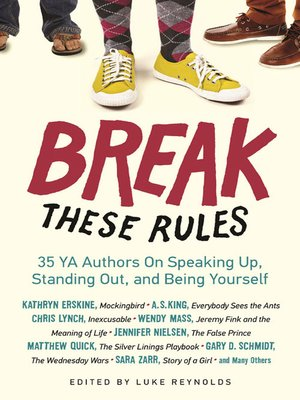 cover image of Break These Rules