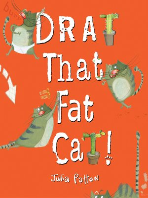 cover image of Drat That Fat Cat!
