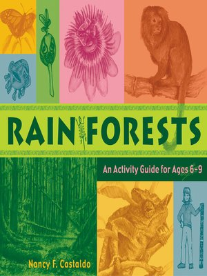 cover image of Rainforests