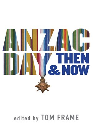 cover image of Anzac Day Then & Now