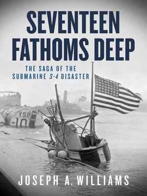 cover image of Seventeen Fathoms Deep
