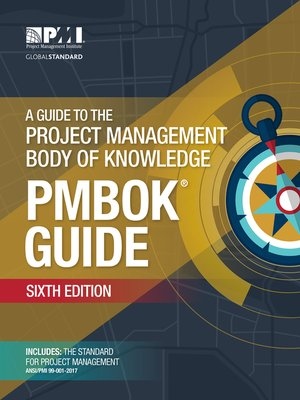 cover image of A Guide to the Project Management Body of Knowledge